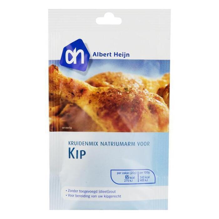 Mix voor kip zonder zout (20g)