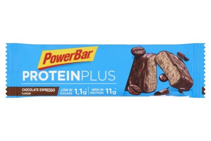 PowerBar Reep Protein Plus Espresso Flavour 35 g Wikkel (35g)