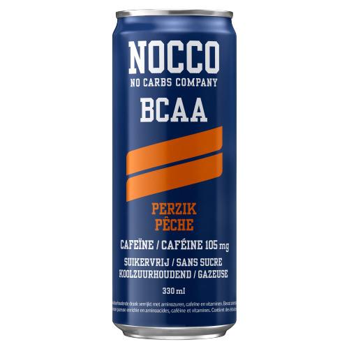 Nocco Peach BCAA 330ml (33cl)