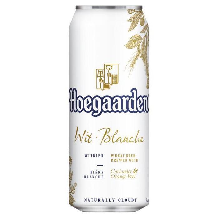Hoegaarde wit (rol, 0.5L)