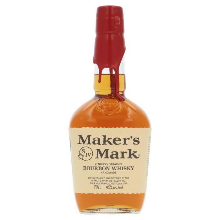 Maker's Mark Bourbon 0,7 L (rol, 0.7L)