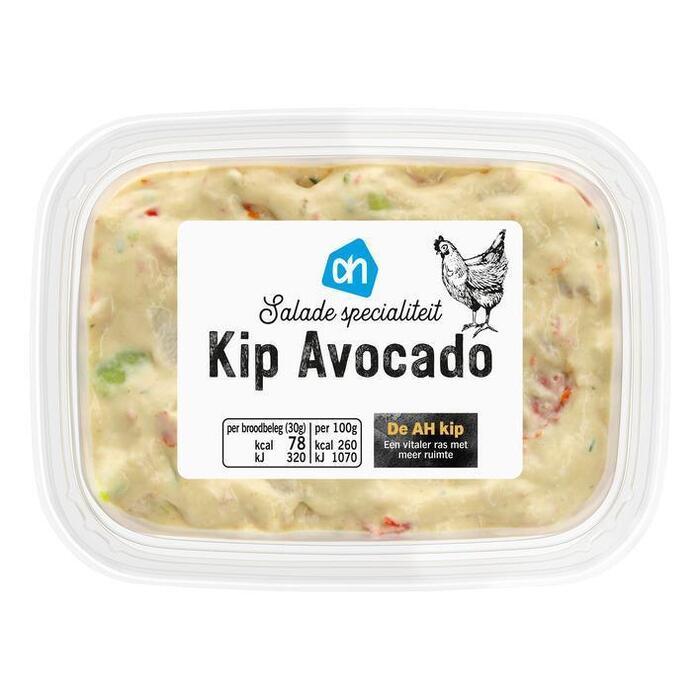 AH Saladespecialiteit kip avocado (150g)