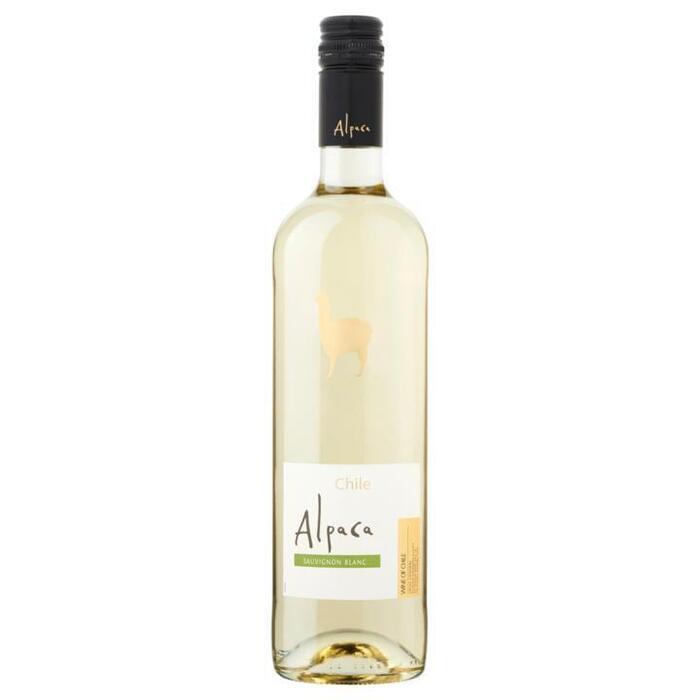 Alpaca Sauvignon Blanc 75cl (rol, 75 × 0.75L)