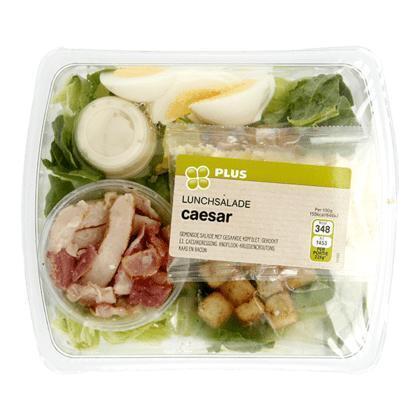 Lunchsalade caesar (225g)