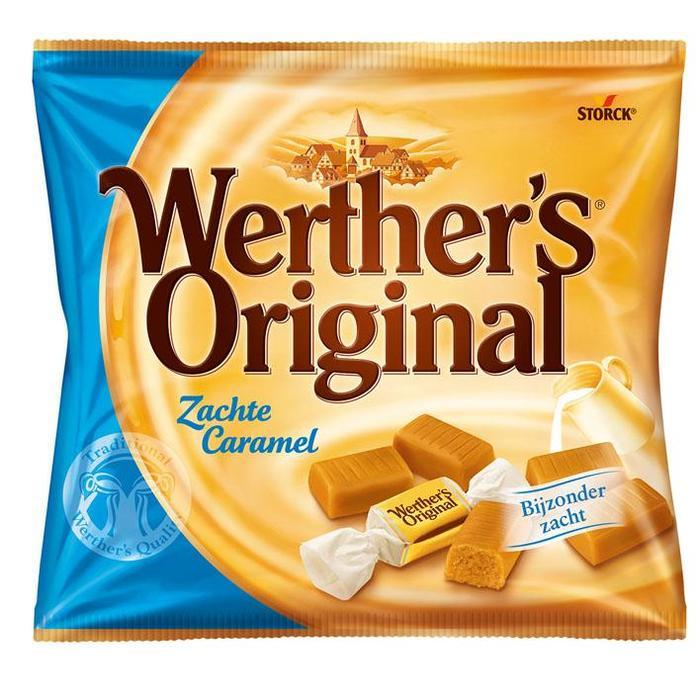 Werther's *** Original zachte caramel (150g)