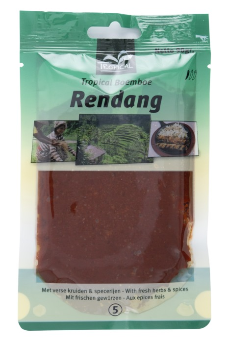 Tropical Boemboe rendang (90g)