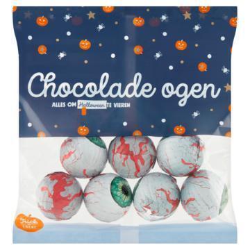 Halloween Chocolade Ogen 100g (100g)