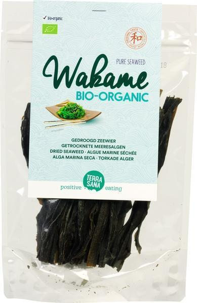 Wakame bio TerraSana 50g (50g)