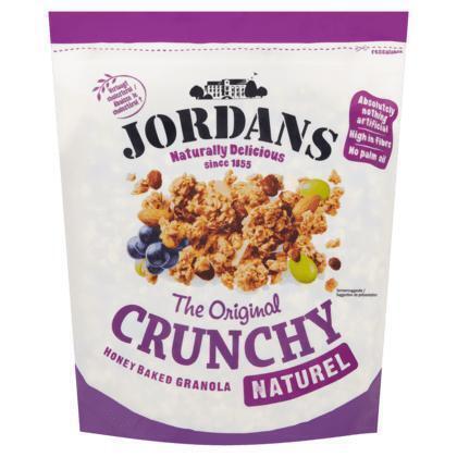 Crunchy naturel (zak, 850g)