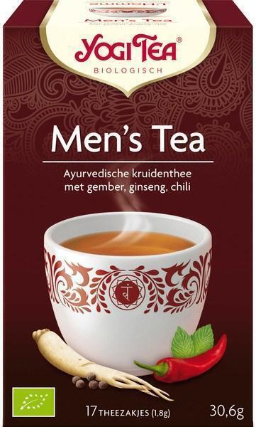 Men's tea (builtje)