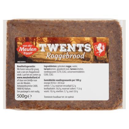 Twents roggebrood (500g)