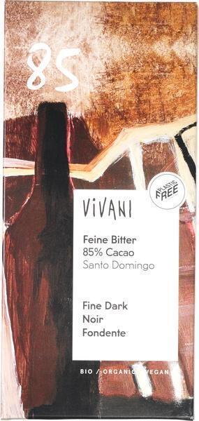 Feine Bitter 85% cacao (100g)