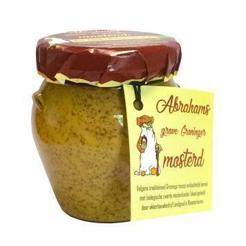 Groninger grove mosterd (190g)