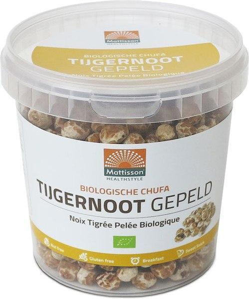 Tijgernoot gepeld (450g)