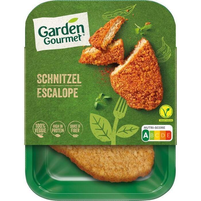 Garden Gourmet Vegetarische schnitzel (180g)