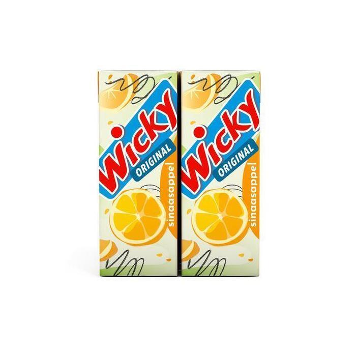 Wicky Sinaasappel (rol, 10 × 200ml)