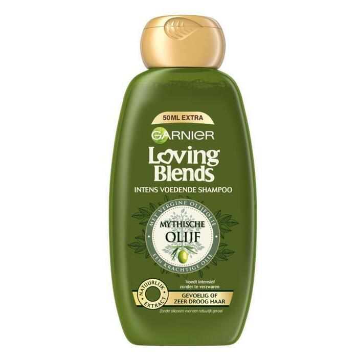 Loving Blends Mythische olijf shampoo (30cl)