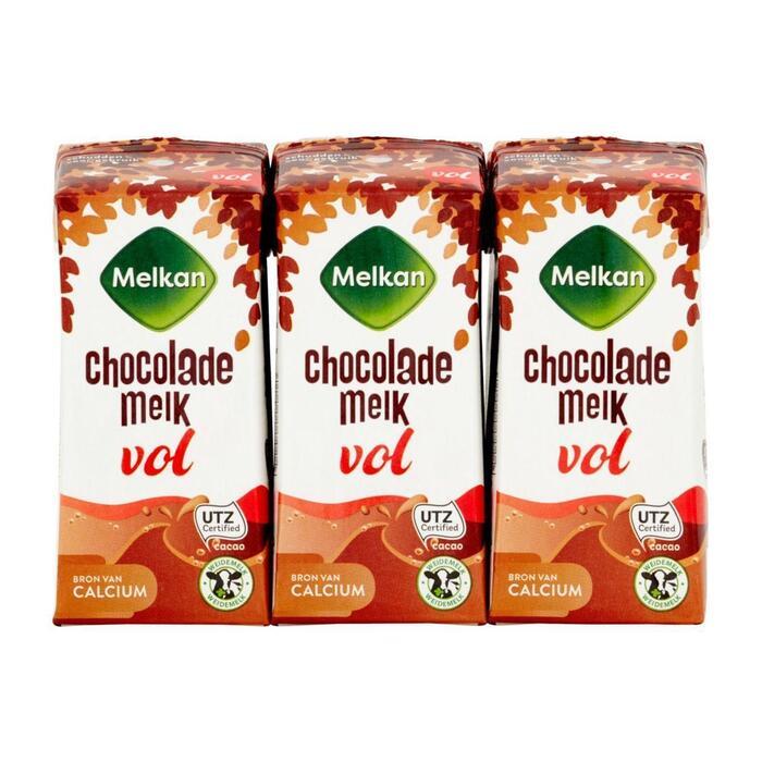 Chocolademelk vol 6 pack (1.2L)