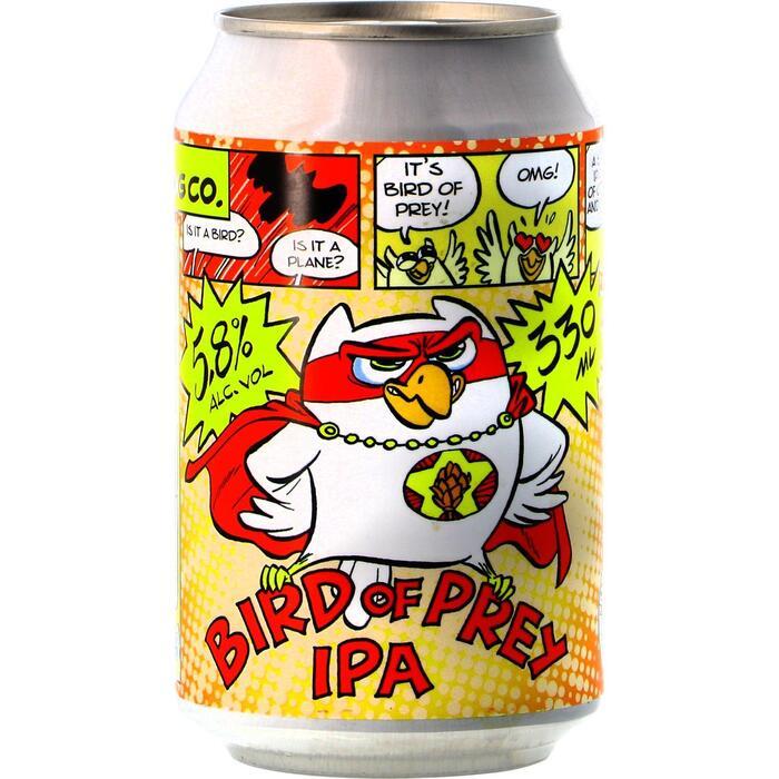 Bird Of Prey IPA Blik 330 ml (33cl)