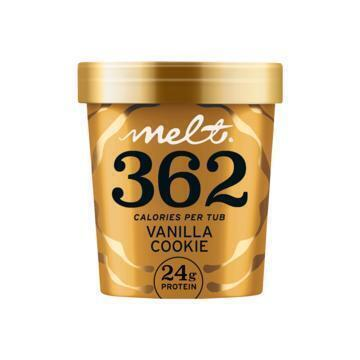 Melt Vanilla Cookie box 470ml beker (47cl)