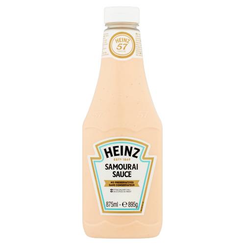 Heinz Samourai Sauce 895 g (895g)