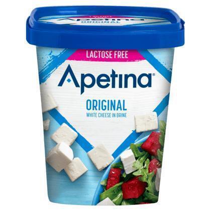 Apetina White Cheese 10% CiB lactofree 430gr (430g)