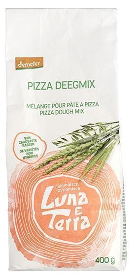 Pizza deegmix (400g)