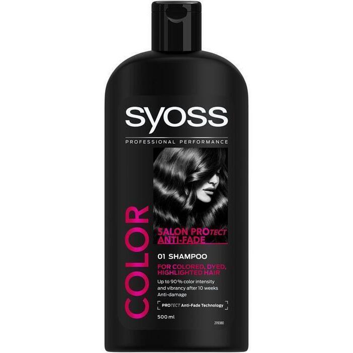Syoss Shampoo color protect (0.5L)