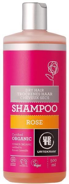 Rozen shampoo droog haar (0.5L)