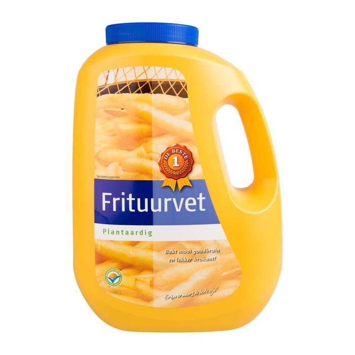 Frituurvet vloeibaar (3L)