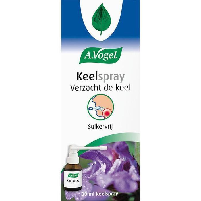 Keelspray (30ml)