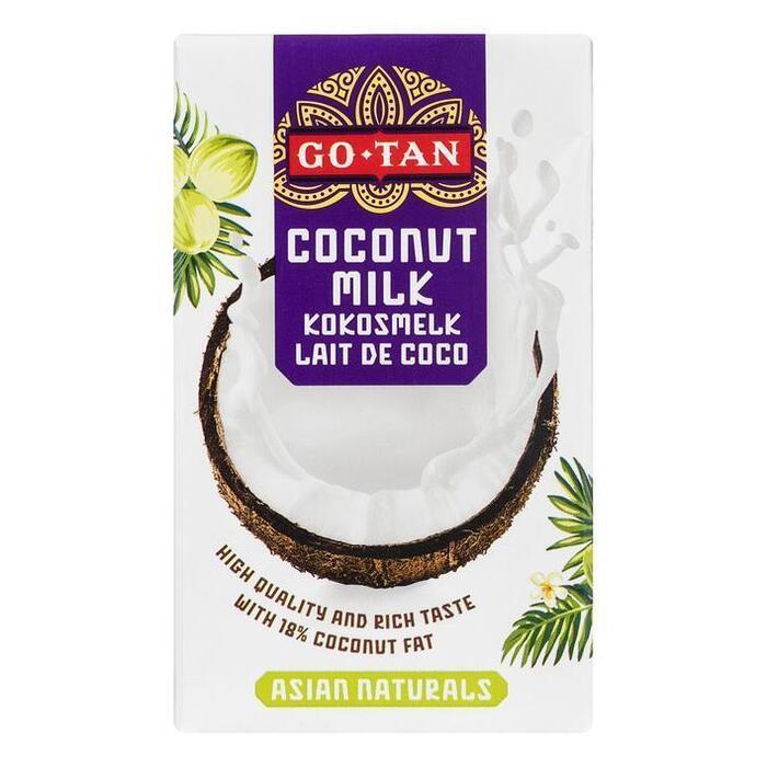 Go Tan, Kokosmelk (250ml)