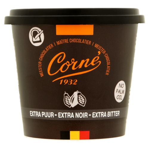 Corné Chocoladepasta Extra Puur 200 g (200g)