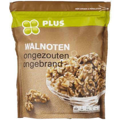 Walnoten ongezouten (150g)