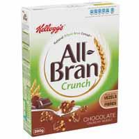All Bran Crunch Chocolate (doos, 390g)