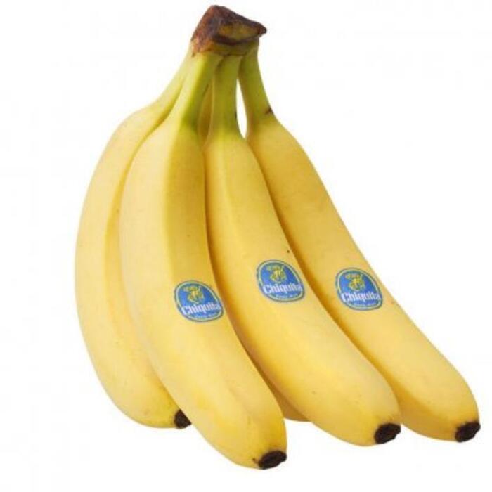 Chiquita bananen (zak 1 kg) (1kg)