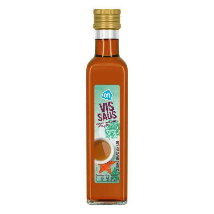 Vissaus (fles, 250ml)