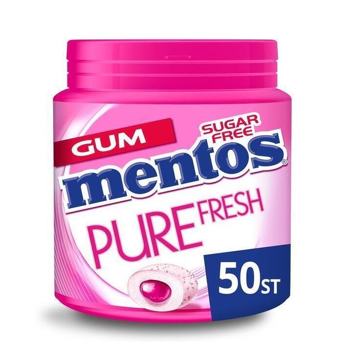 Gum pure fresh bubble fresh (50 × 100g)