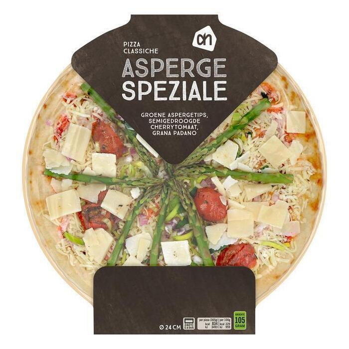 AH Pizza asperge speziale (365g)