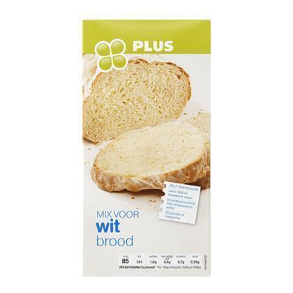 Mix voor brood wit (450g)