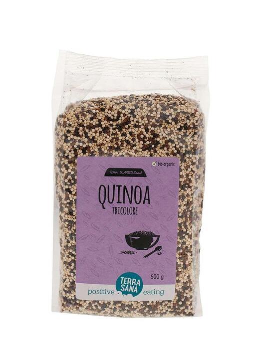 SUPER Quinoa tricolore TerraSana 500g (500g)