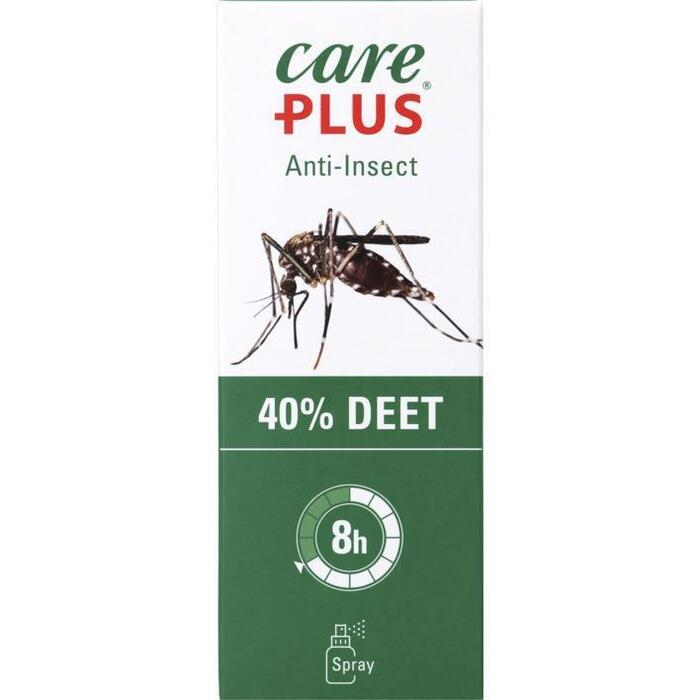 Care Plus Deet anti-insectenspray 40% (200ml)