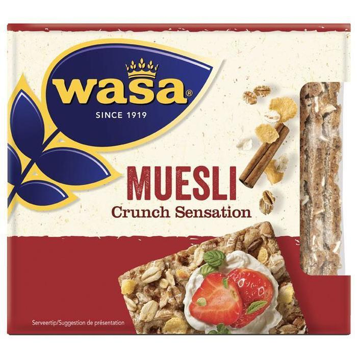 Crunch sensation muesli (220g)