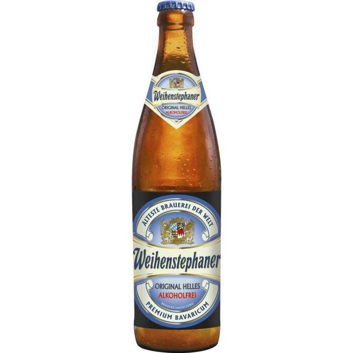 Weihenstephaner Hefeweissbier (rol, 0.5L)