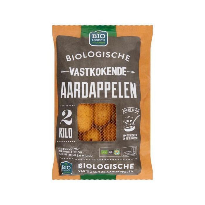 Jumbo Biologische Vastkokende Aardappelen 2kg (2kg)