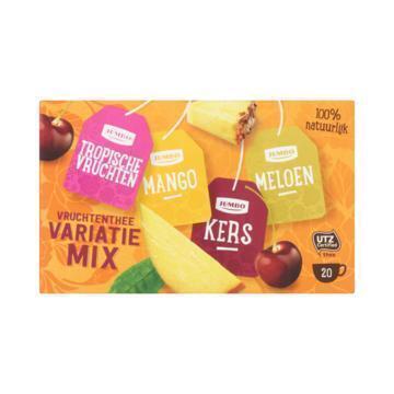 Jumbo Vruchtenthee Variatie Mix 30 g (30g)