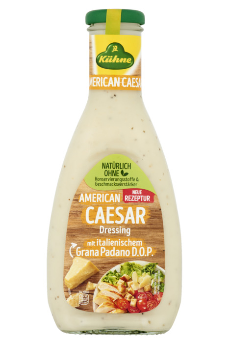 Kühne American Caesar Dressing 500 ml (0.5L)