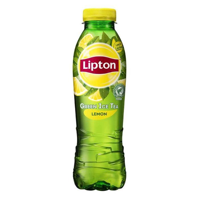 Ice Tea Green Lemon (Petfles, 0.5L)