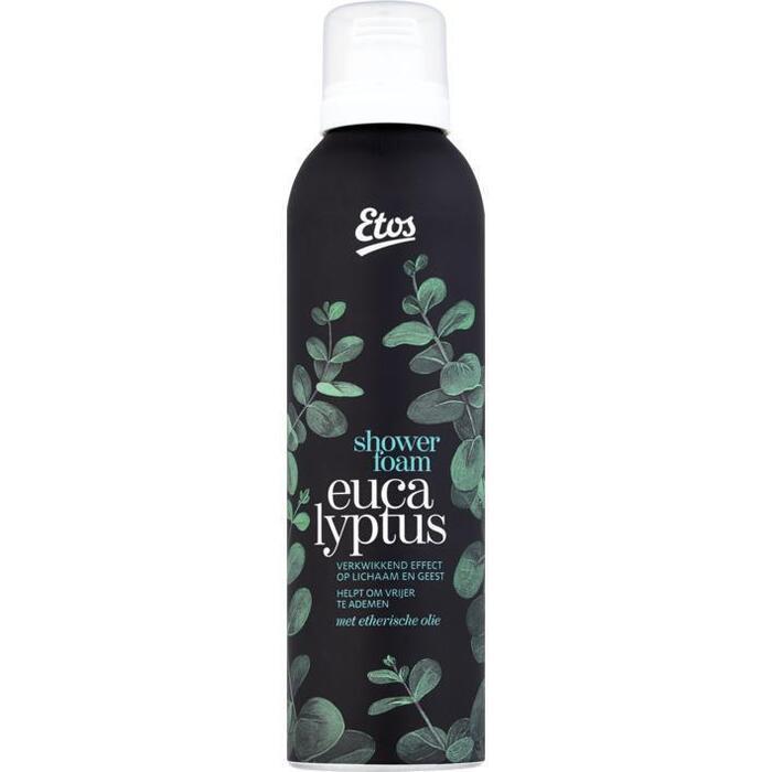 Etos Shower foam eucalyptus (250ml)