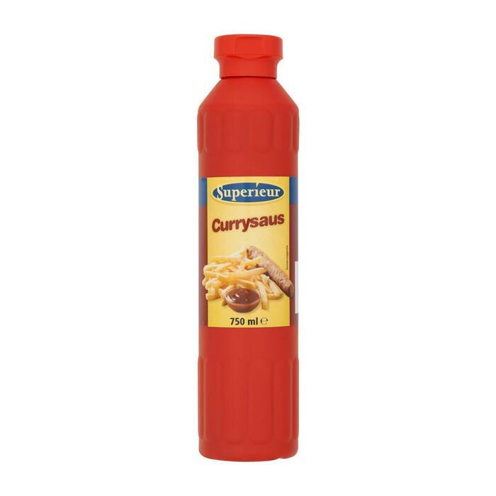 Superieur Currysaus (0.75L)